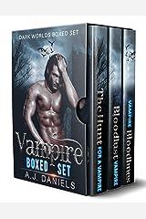 Dark Worlds Trilogy: An Alien Vampire Romance Kindle Edition