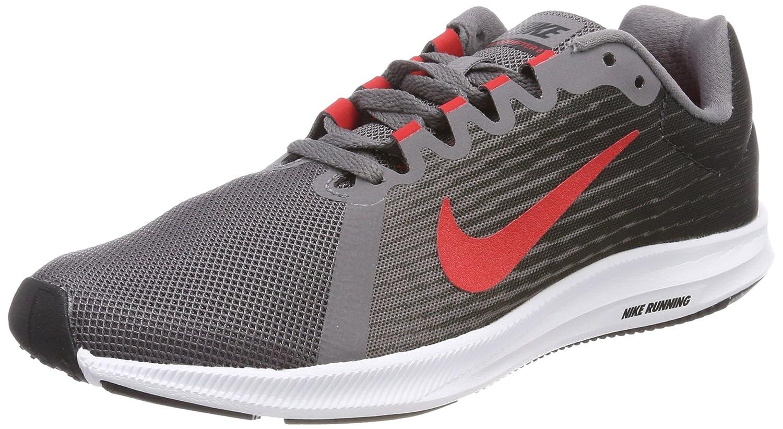 gris (Anthracite Speed rouge-gunsmoke-noir 005) Nike Downshifter 8, Chaussures de Running Homme 44 EU