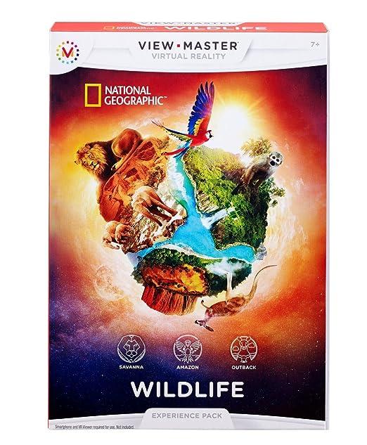 2 opinioni per View Master DLL71- Gioco Experience Pack: Natura