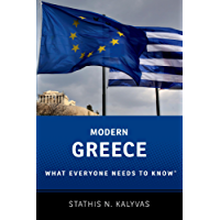 Modern Greece: What Everyone Needs to Know: What Everyone Needs to Know