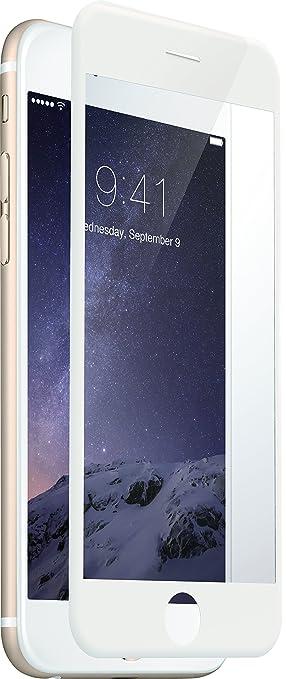 3 opinioni per Just Mobile AutoHeal Proteggi Schermo per iPhone 6/6s Plus, Bianco