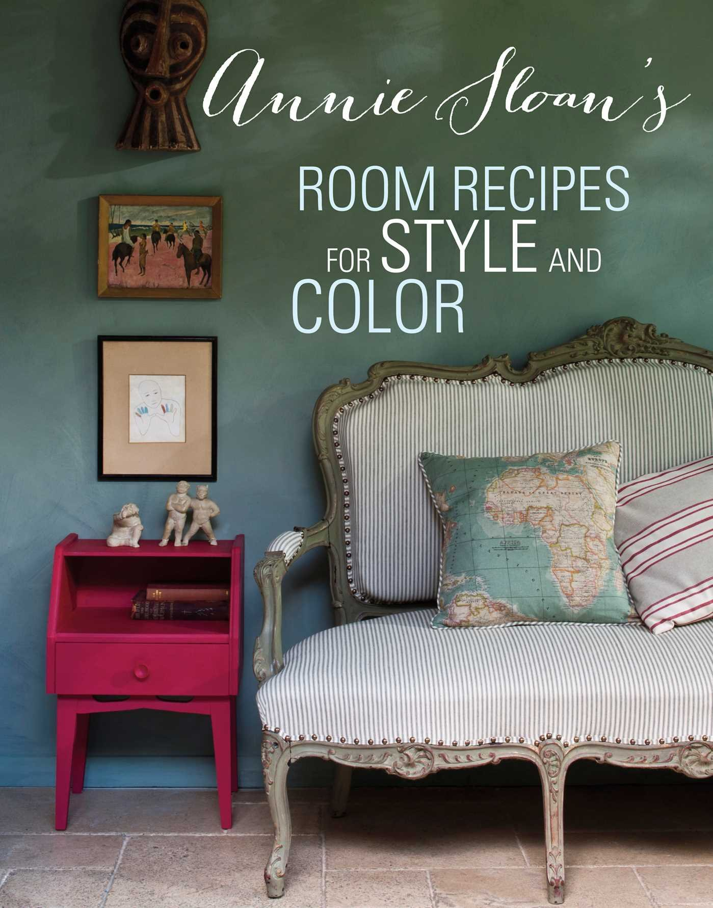 Annie Sloans Recipes Style Color product image