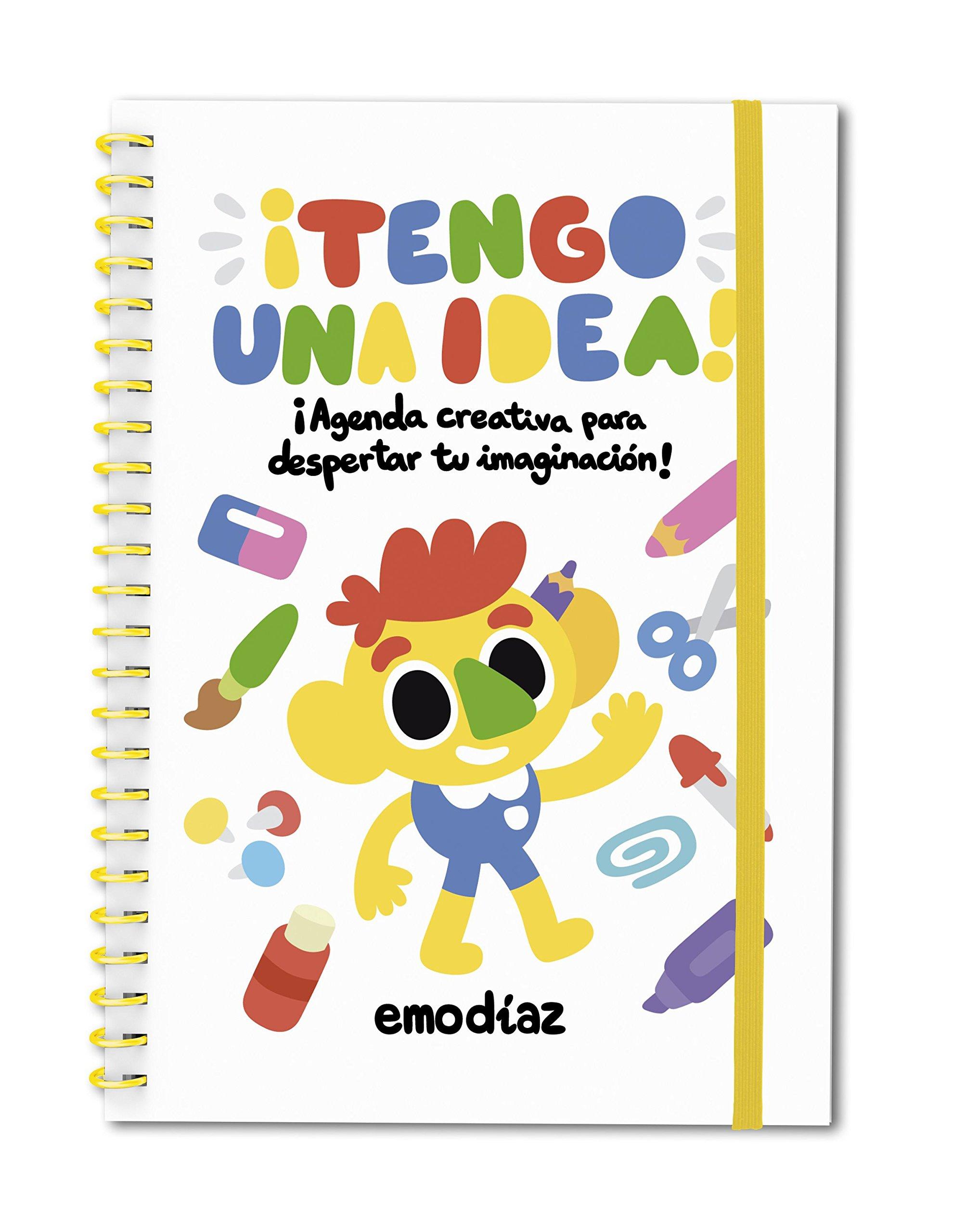 Tengo una idea: Agenda Creativa (TANTANFAN): Amazon.es: Emo ...