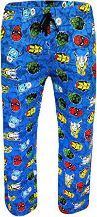 Hosen Nachtwäsche Schlafanzug Superheld Pyjamas Kinder Jungen Outfit T-Shirt