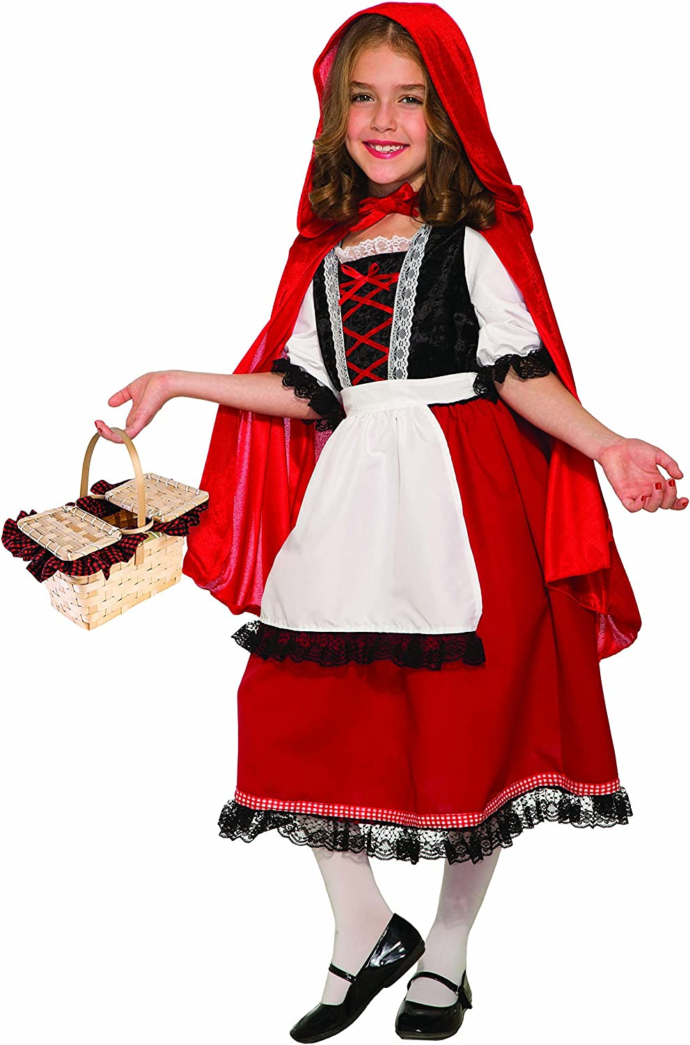 Deluxe Little Red Riding Hood Child's Costume