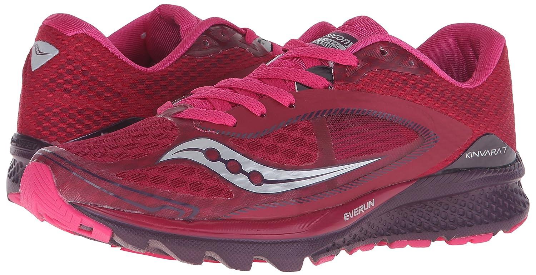 sports shoes 18fc6 6553d ... Saucony Women s Kinvara Kinvara Kinvara 7 Running Shoe B01DXV2YLK  Running 8cbd8b ...