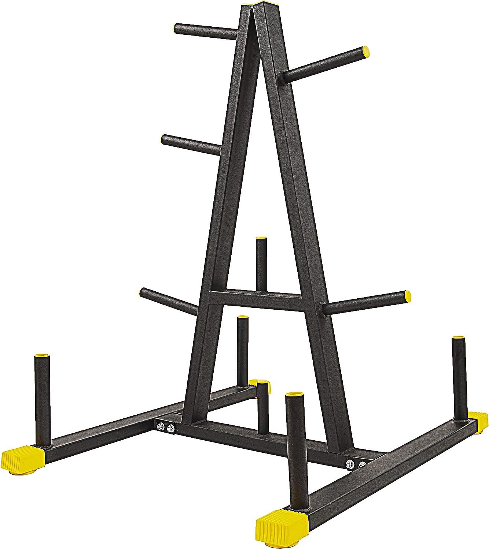 Solid Weight Plate Ladehalter Gewichte Stand Gym Fitness Support Rack