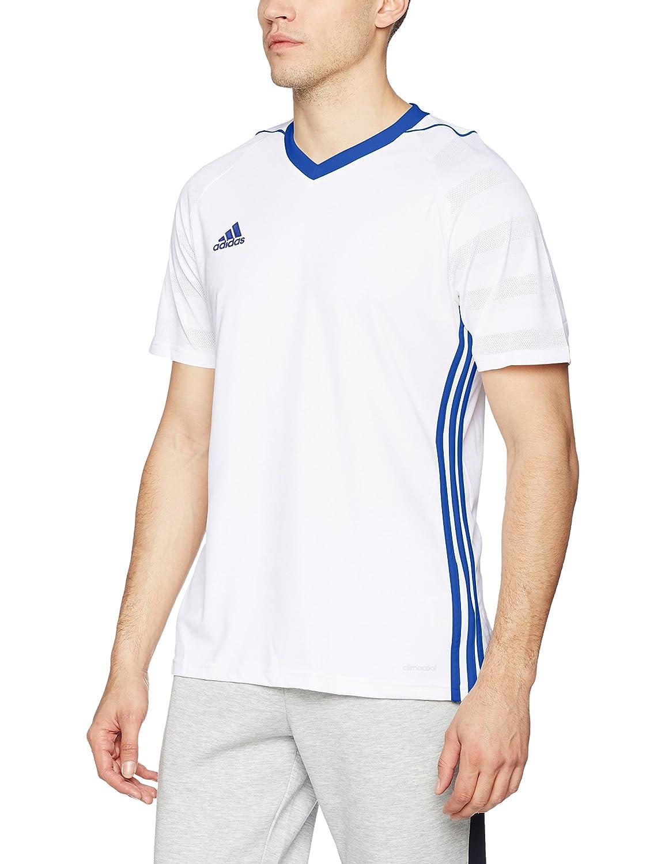 Adidas Tiro 17 Jersey, Maglia a Maniche Corte Uomo BK5434
