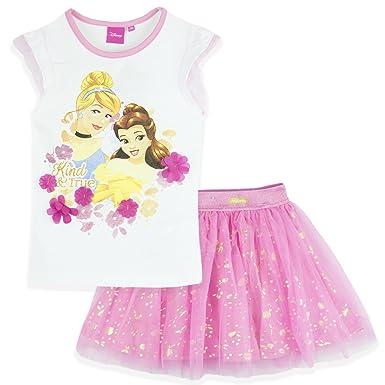 Disney - Falda - para niña Rosa Rosa 3 años: Amazon.es: Ropa y ...