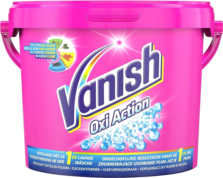 TALLA 1,5 Kg. Vanish–Quitamanchas Oxi acción polvo 1,5kg