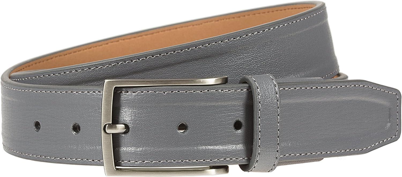 grey 40 Nike Mens Trapunto G-Flex Belt