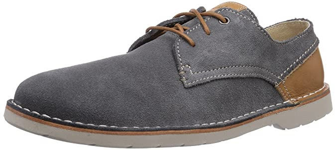 Zapato De Brogue Cuero HombreAmazon Hinton Fly es Clarks A54jL3qR