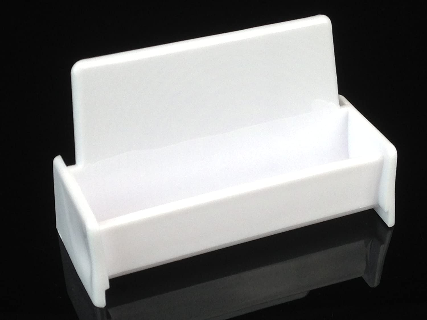 Amazon.com : Business Card Holder Display Stand Desk (Quantity: 1 ...