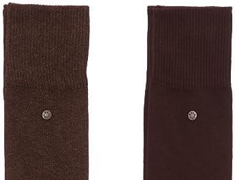 Levis Calcetines hasta la rodilla para hombre, color braun (dark brown 138), talla 43-46: Amazon.es: Ropa y accesorios