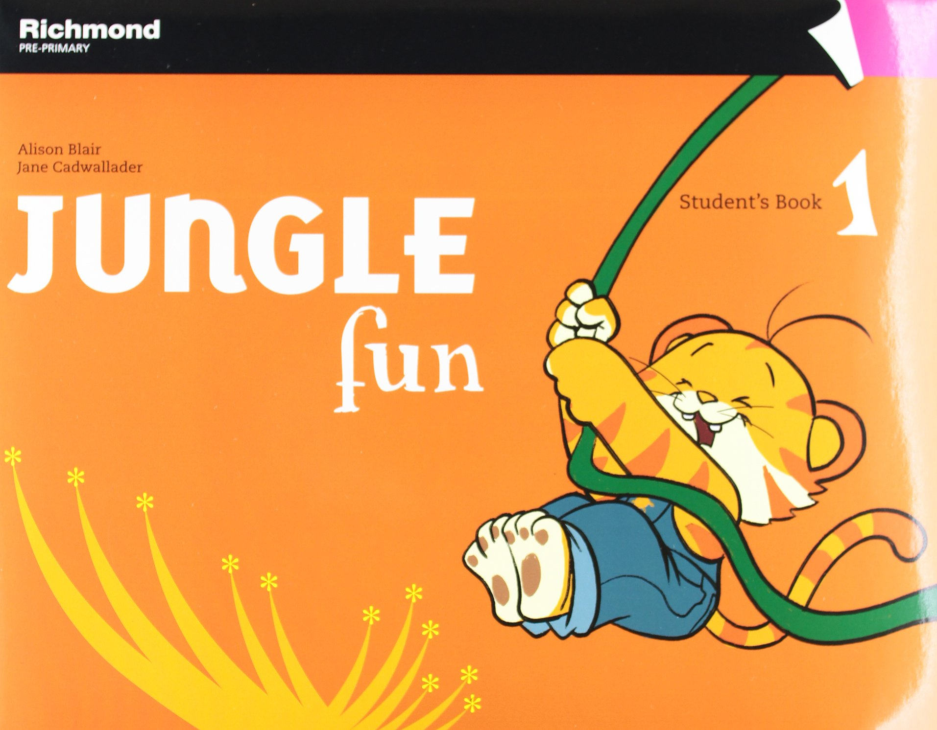 Jungle Fun 1 Student'S Book Pack - 9788466812924: Amazon.es: Vv.Aa.: Libros en idiomas extranjeros