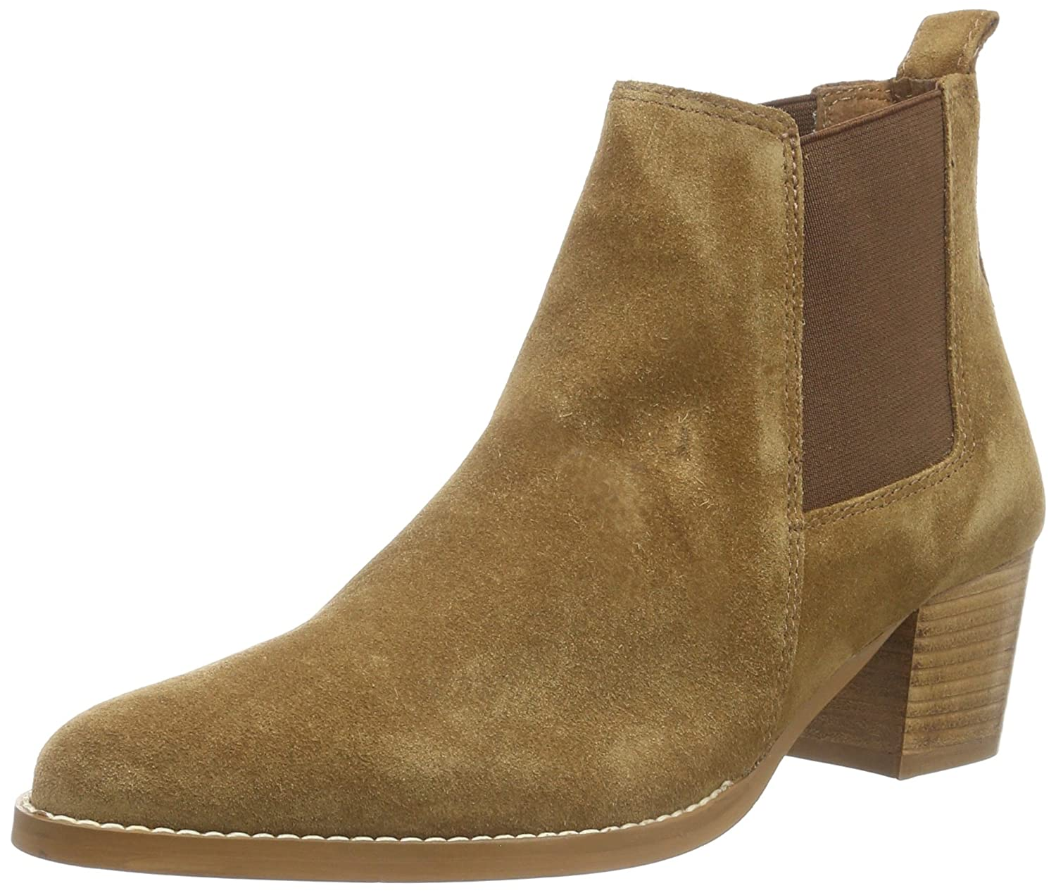 Kenneth Cole Russie, Botines para Mujer Marrón (Gold Stone 239)