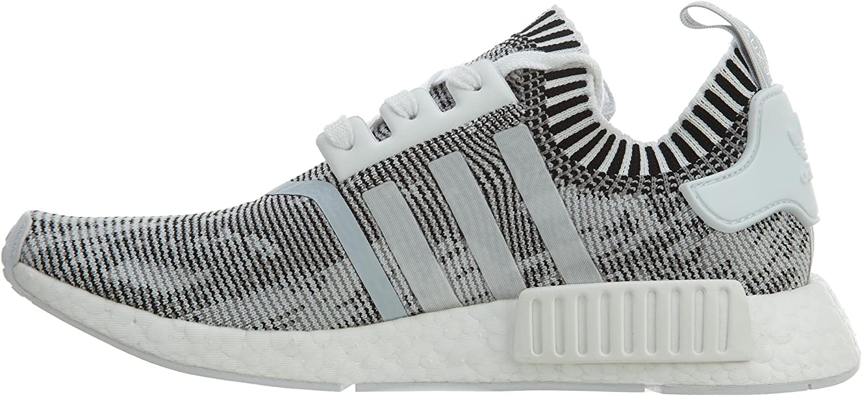 Adidas Damen NMD_r1 Primeknit Sneaker Cgrey Cwhite