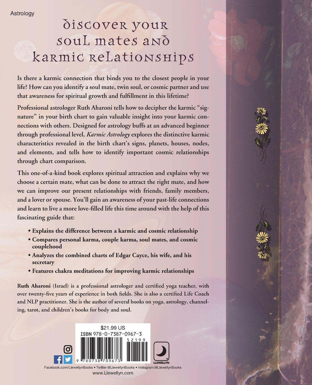 Karmic Astrology: Past Lives, Present Loves: Amazon co uk