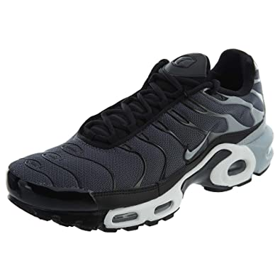 reputable site 3d7c1 1d47c ... free shipping nike air max plus lifestyle fashion sneakers dark grey  wolf grey black new 852630