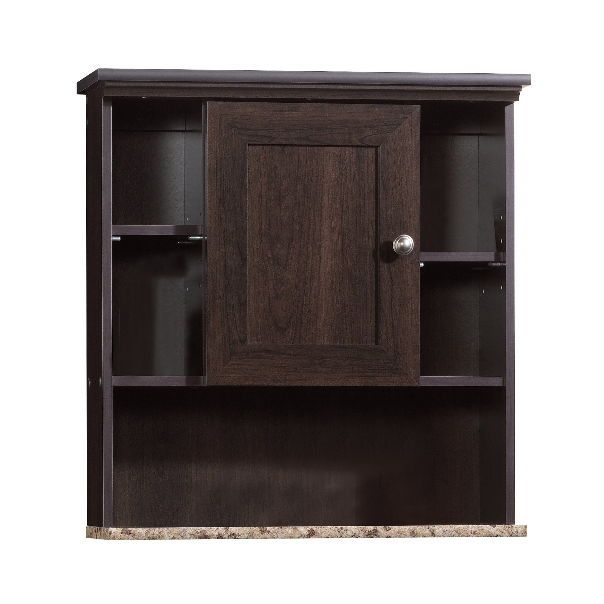 Sauder Wall Cabinet, Cinnamon Cherry Finish by Sauder (Image #2)