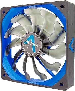 Dkey - Fan Hub PWM con control de velocidad –10 ventiladores de ...