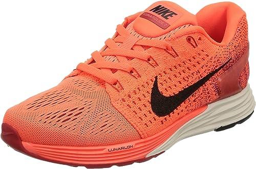 Nike Wmns Lunarglide 7, Zapatillas de Running para Mujer, Naranja