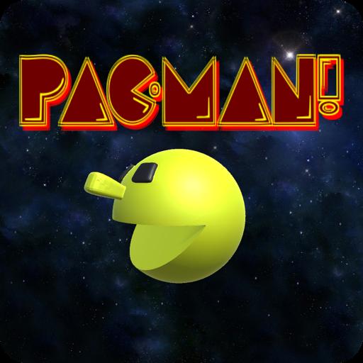 Pacman 3D - App Reflections