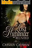 Reunited (Book 2 of Lost Highlander series)