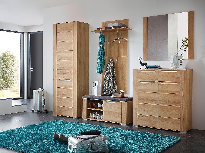 Garderobe Flurgarderobe Komplett Garderobe Garderobenset Diele Mobel