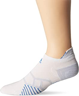 99bd277dee Amazon.com: adidas Running Tabbed No Show Socks (1-Pack): Clothing