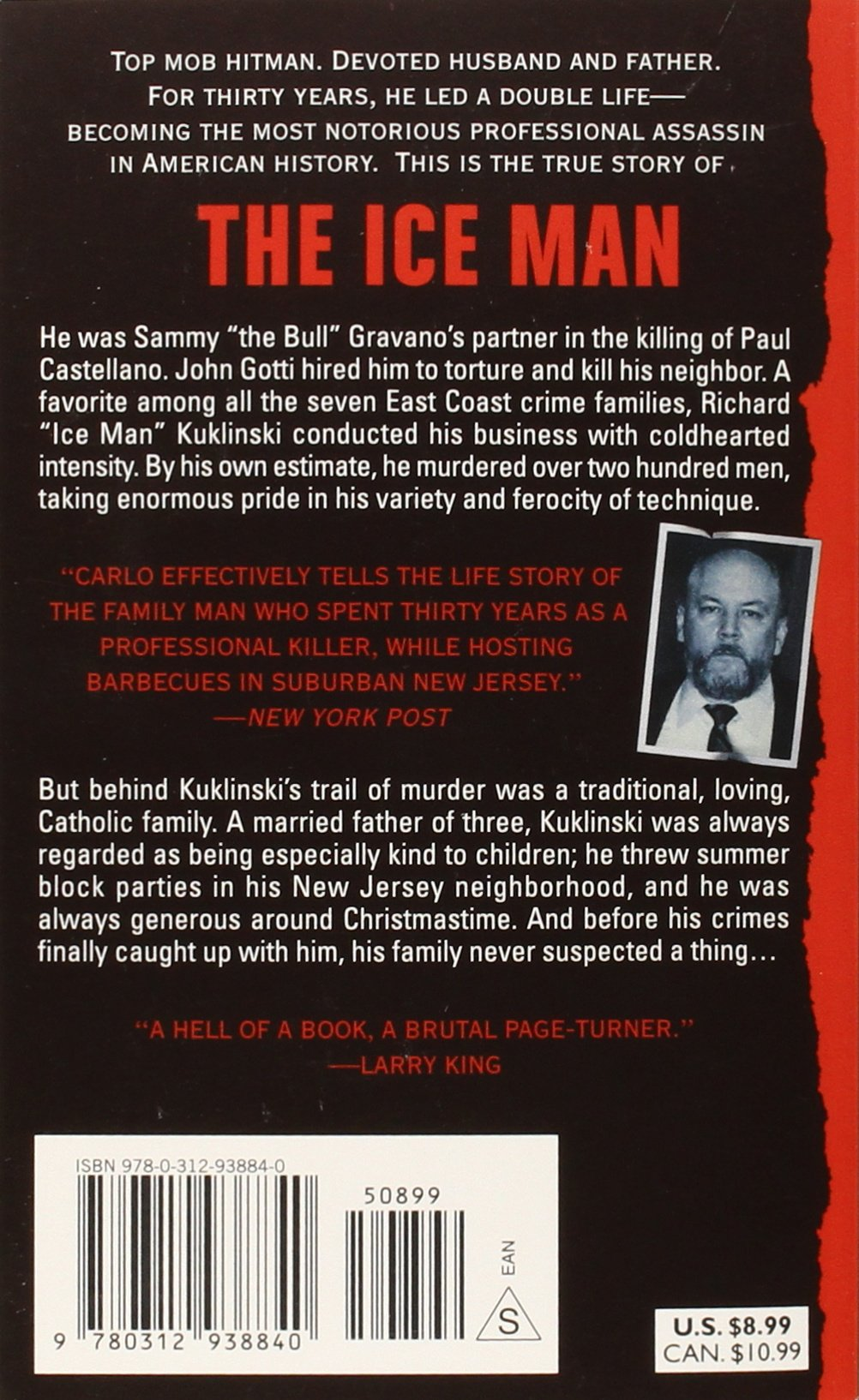 The ice man confessions of a mafia contract killer philip carlo the ice man confessions of a mafia contract killer philip carlo 9780312938840 amazon books fandeluxe Images