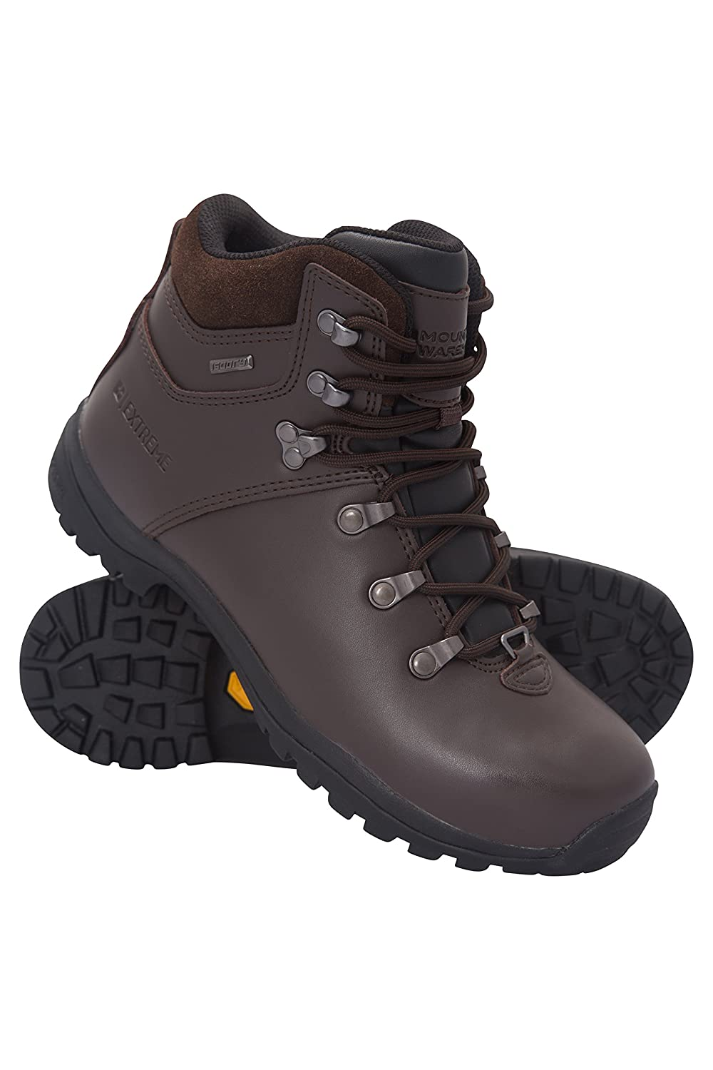 Mountain Warehouse Breacon Women's Boots - Vibram Ladies Hiking Boots