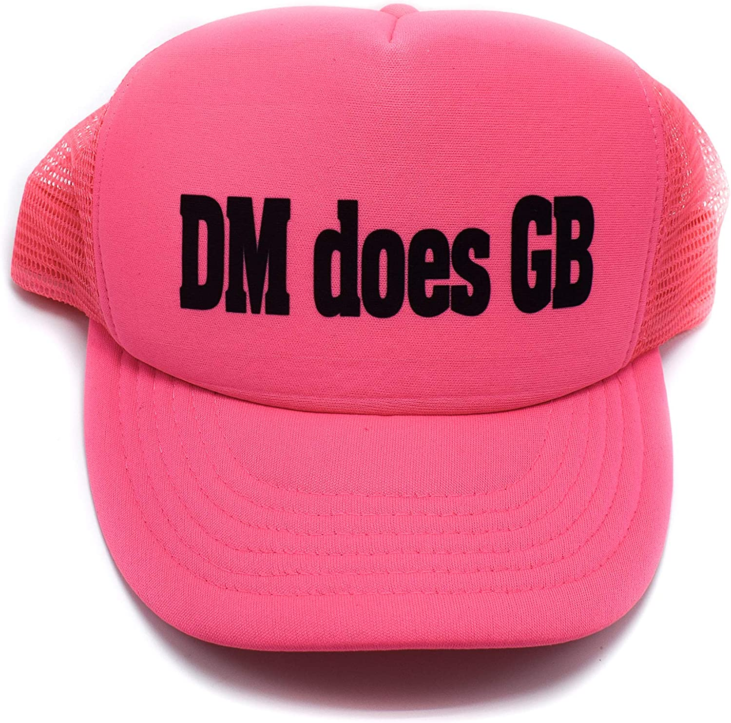 DM Does GB Hat Pink