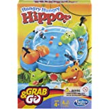 Elefun and Friends Hungry Hungry Hippos Grab and Go Game