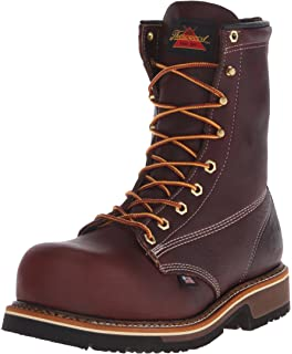 Thorogood American Heritage ... Men's Mid-Calf Leather Work Boots