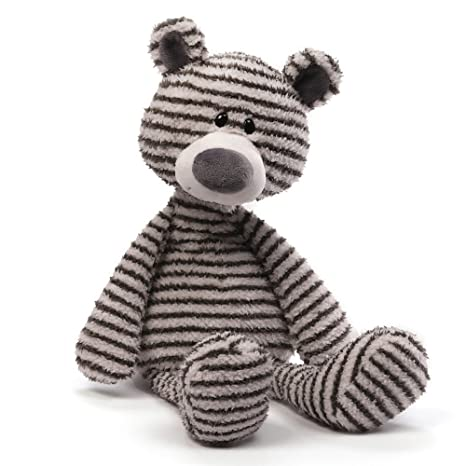 3e85c040085 Amazon.com  GUND Zag Teddy Bear Stuffed Animal Plush