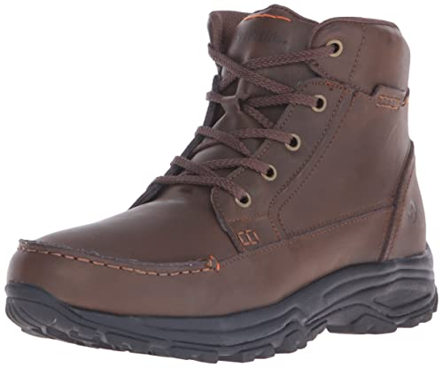 Northside Men's Rock Hill Casual Boot, Brown, 12 M US