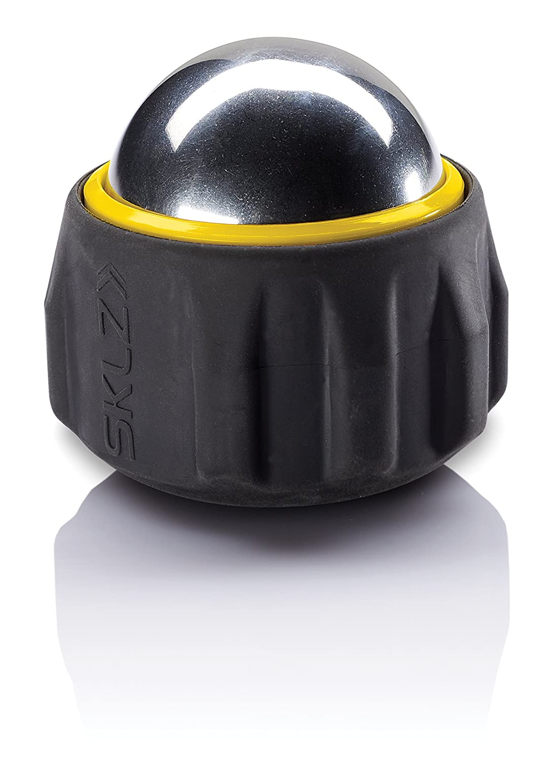 Sklz Cold Roller Massage Ball - Black: Amazon.co.uk: Sports & Outdoors