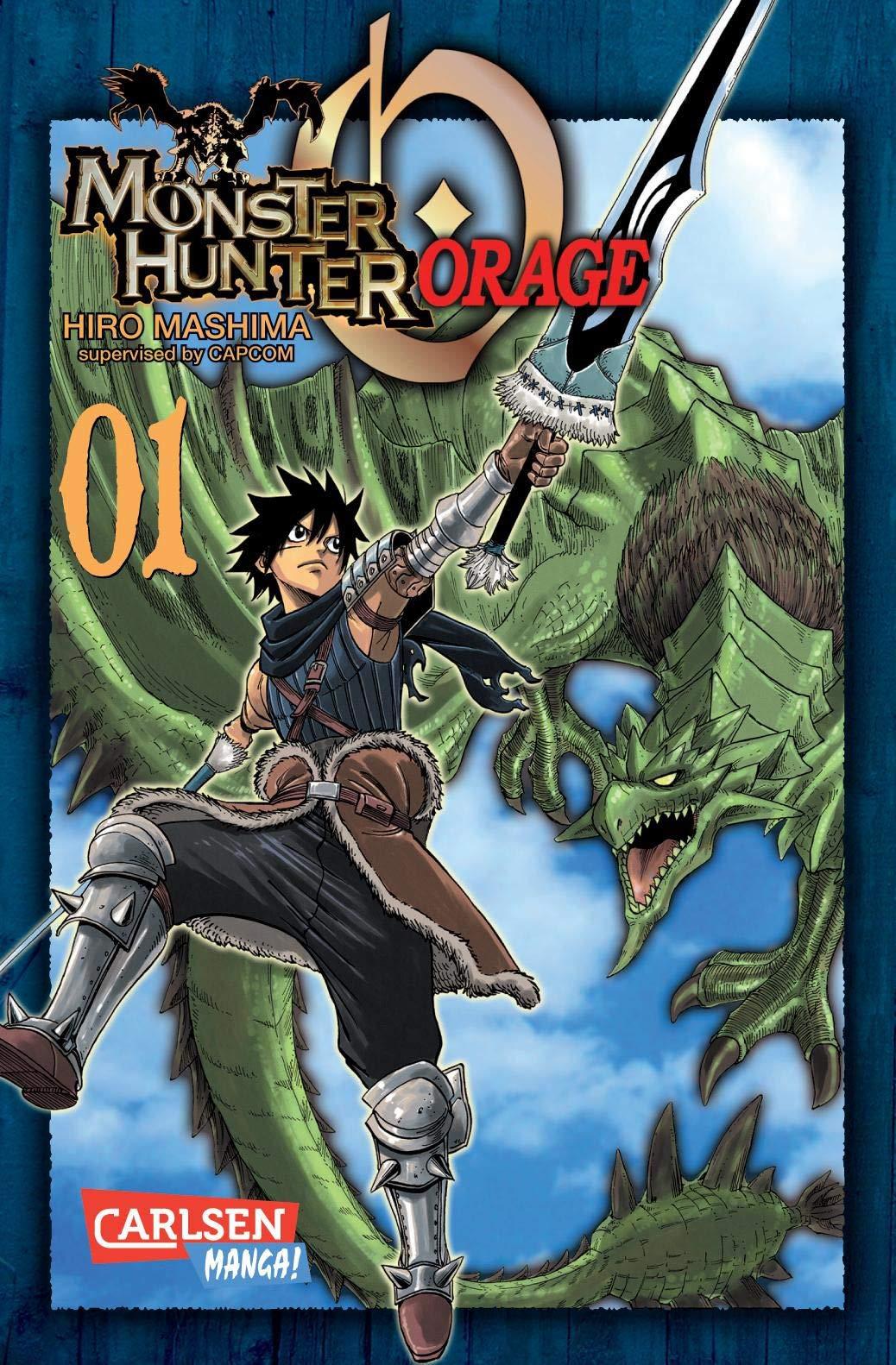 Monster Hunter Orage 1 (1)