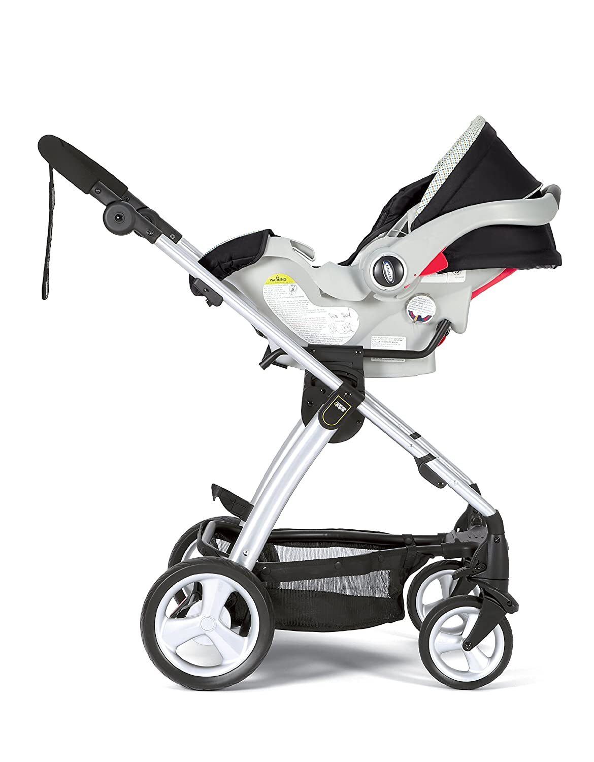 Mamas & Papas Pushchair From Birth Reversible Seat Parent Facing Option Lightweight 10kg Raincover Included