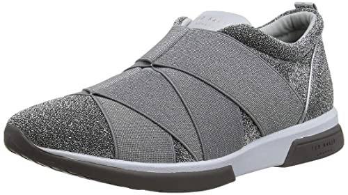 80803e76ff7039 Ted Baker London Women s Queane Trainers  Amazon.co.uk  Shoes   Bags
