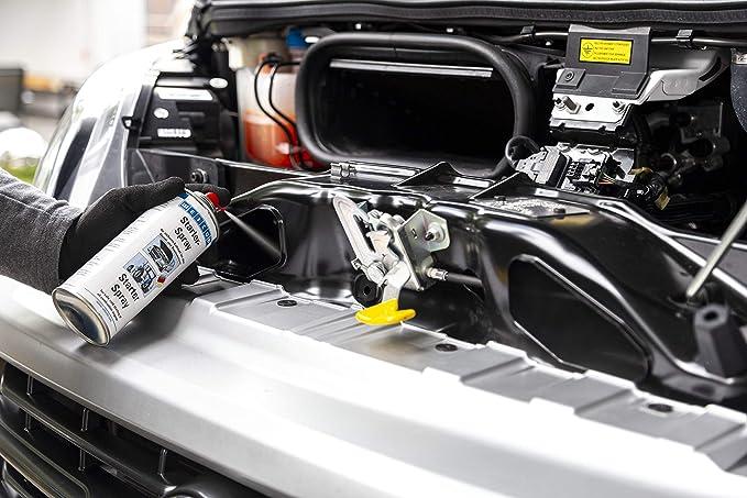 Weicon Starter Spray 400 Ml Starthilfe Spray Für Einfaches Und Sicheres Starten Von Motoren Auto Motorrad Benzin Diesel Auto