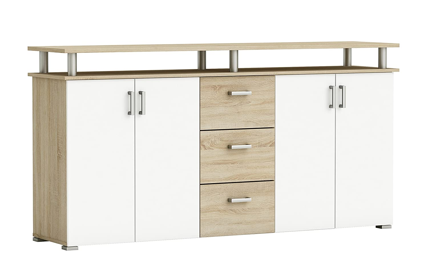 Demeyere Swift Sideboard 4 Sideboard 4 Swift Türig 3 Schubladen