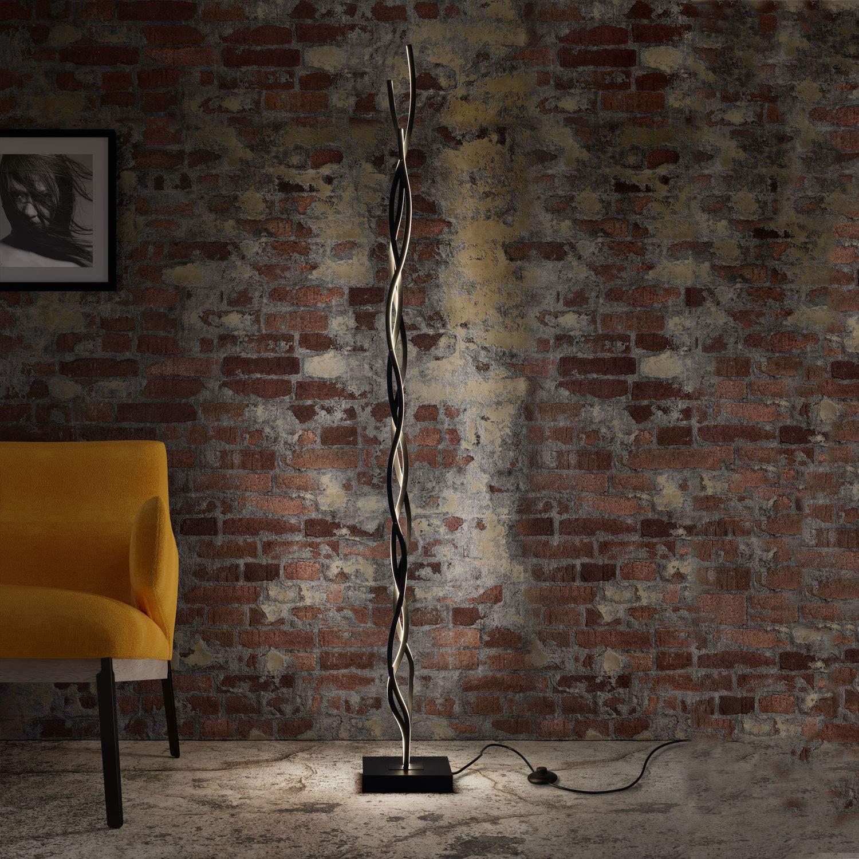 Illuminazione Lampada Piantana Da Terra Argento The Fashion Cancelleria E Prodotti Per Ufficio True Engineering Com