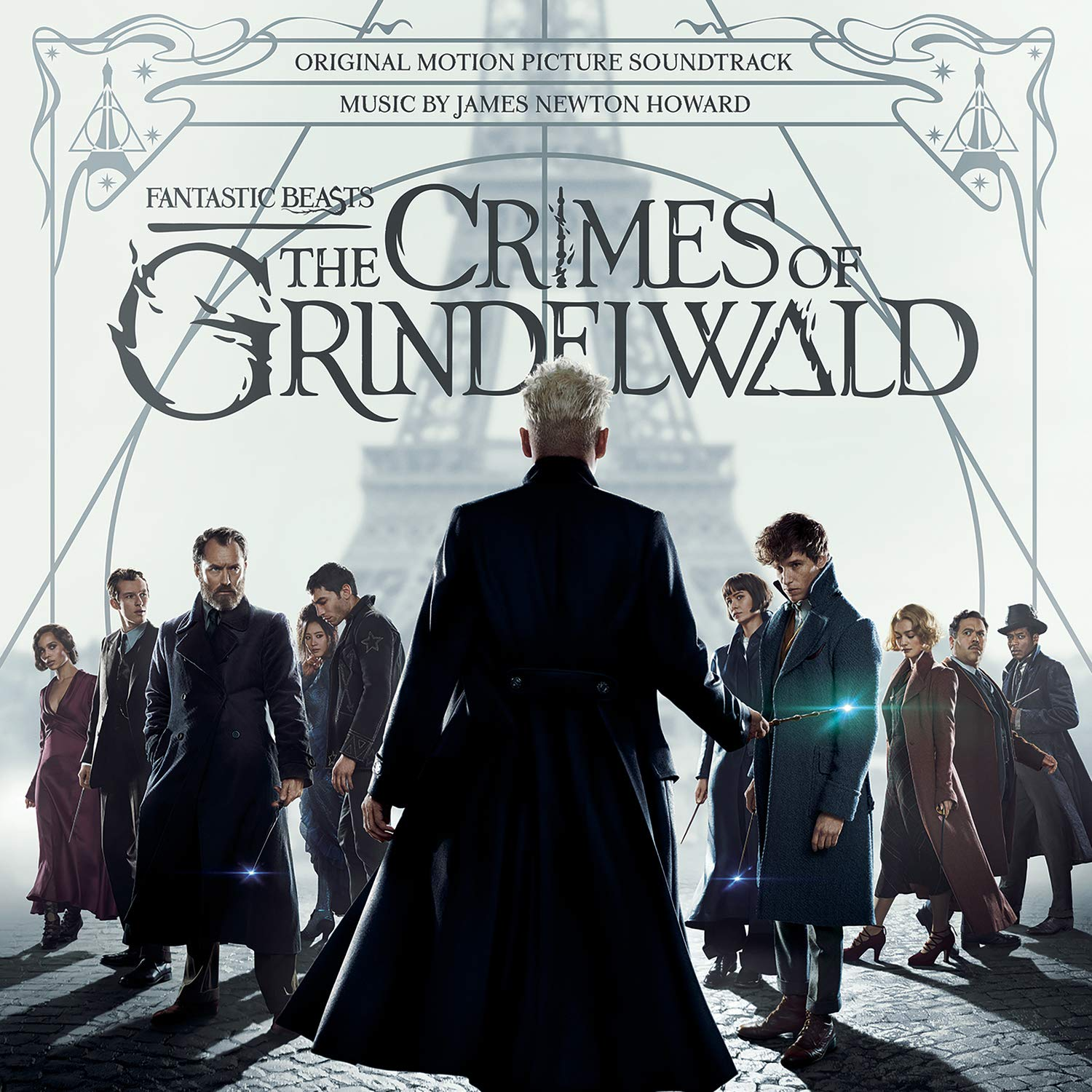 Vinilo : James Newton Howard - Fantastic Beasts: Crimes Of Grindelwald (original Soundtrack) (United Kingdom - Import)
