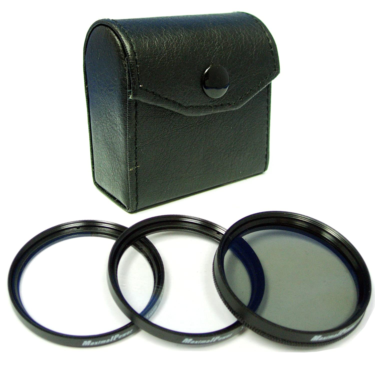 Maximal Power Filter Kit49 Lens Filter Kit (Black)
