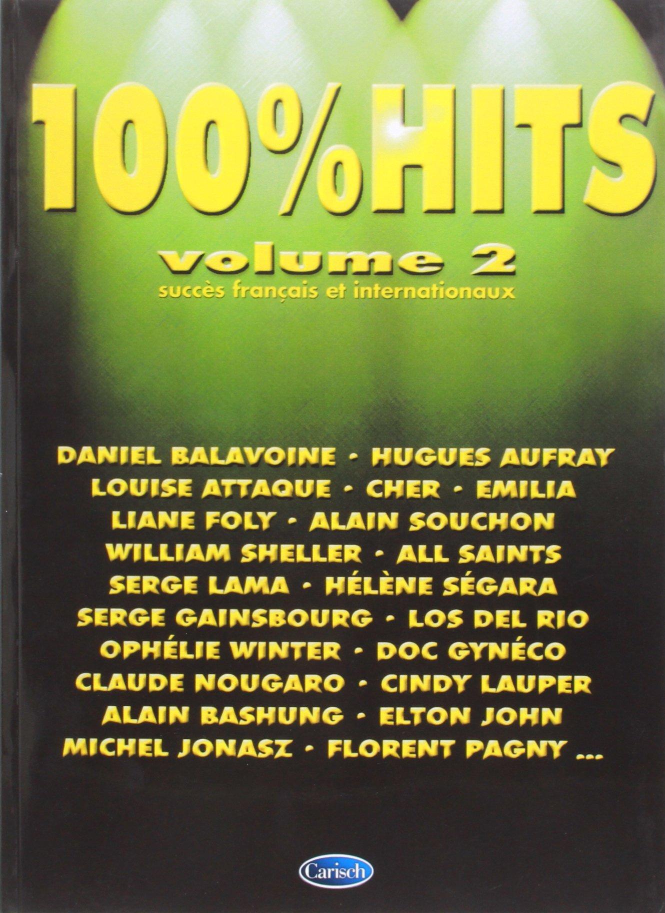 100% Hits Vol.2 PVG Broché – 1 septembre 2000 Divers Carisch 8882913848 51417