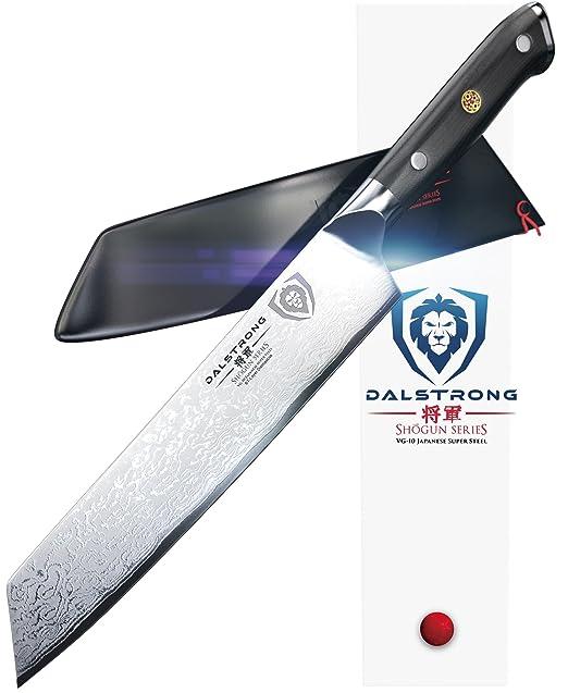 Dalstrong Kiritsuke cuchillo cocinero - Shogun serie - VG10 ...