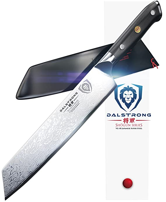 Review DALSTRONG Kiritsuke Chef Knife