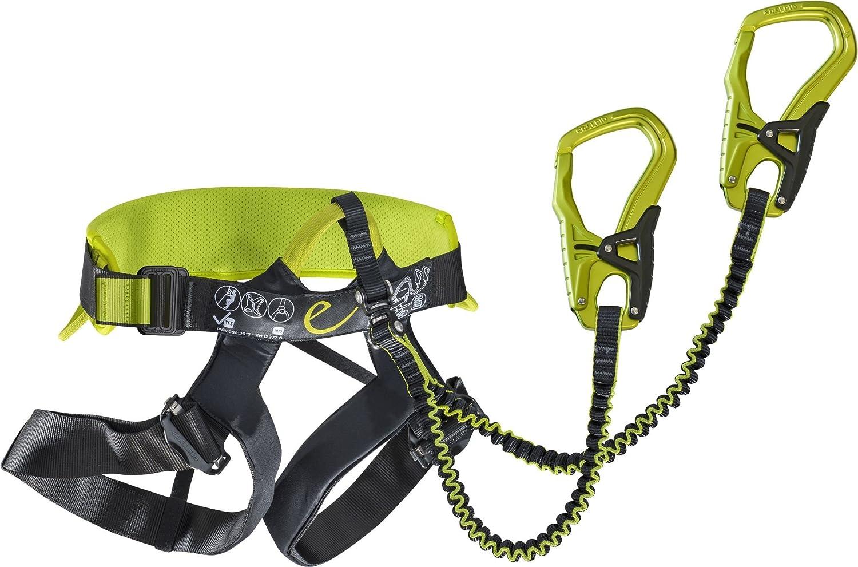 Klettersteig Set Sale : Edelrid jester comfort gewichtsklasse 40 120 kg night oasis
